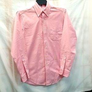 Brooks Brothers Men's Button Down Shirt 14 1/2 -S